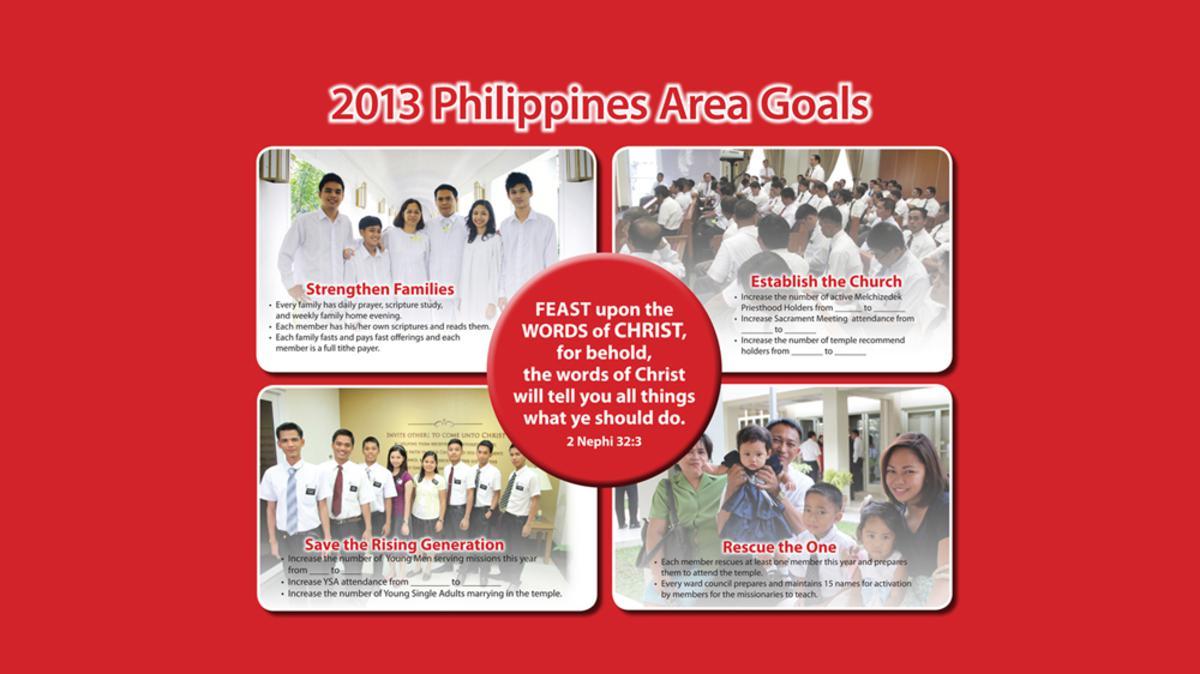 Philippines Area 2013 Broadcast