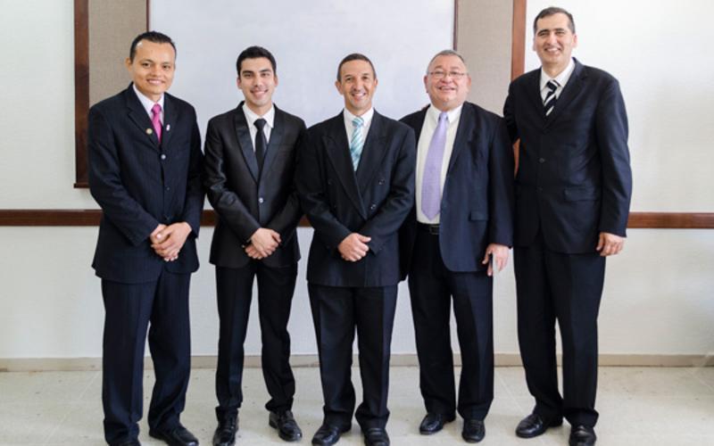 Presidente Estaca Bacerlona Venezuela