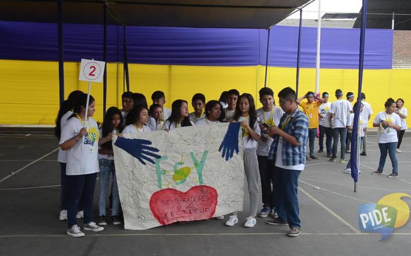 FSY 2017 - Perú Lima Oeste 2