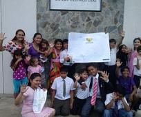 Misión cumplida.- Dentro del Programa Mi fe en Dios, los niños de la Primaria cumplieron sus metas y se sintieron felices.