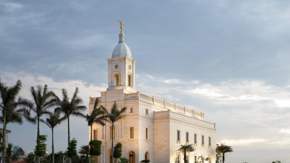 Los templos de los Santos de los Últimos Días son edificios sagrados que están dedicados a Dios.