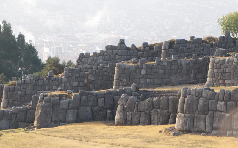 Murallas de la fortaleza Sacsahuaman