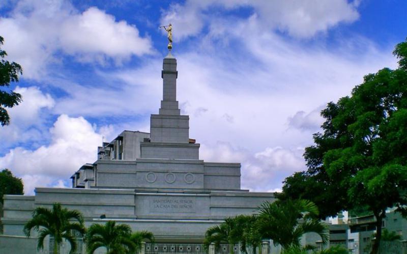 Templo de Caracas Venezuela