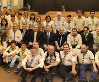scouts argentina 2014