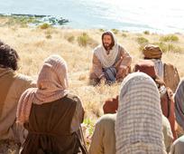 Jesus y el Sermon del Monte