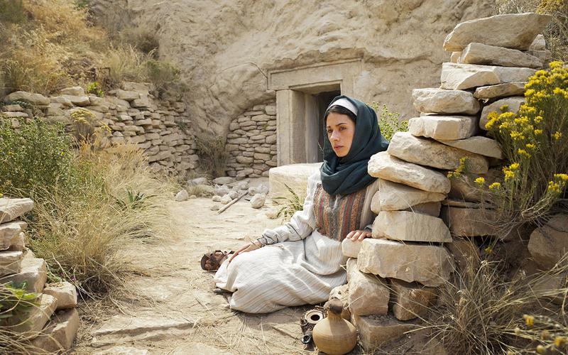 Mujeres de las Escrituras