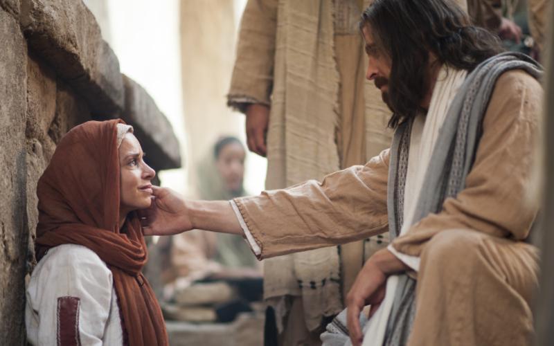 Jesucristo sanado