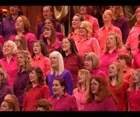 Coro conferencia mujeres
