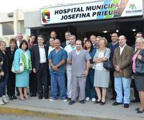 Participantes donacion Villa Allende