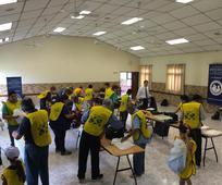 Ayuda en Tigre 2014