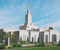 Render Templo de Cordoba