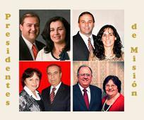 Nuevos presidentes de mision 2014