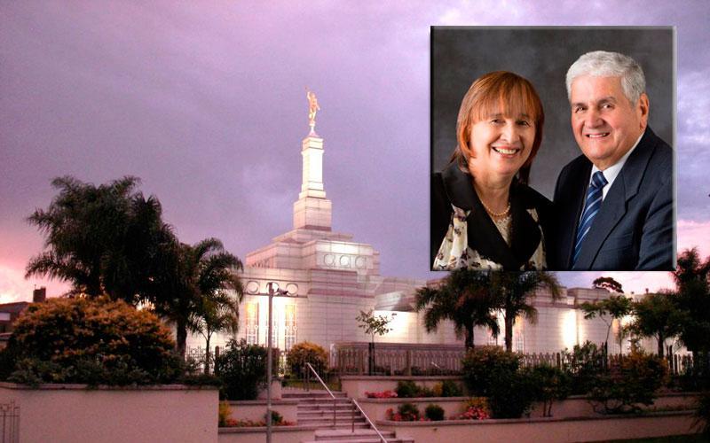 presidente Hernandez Templo UGY