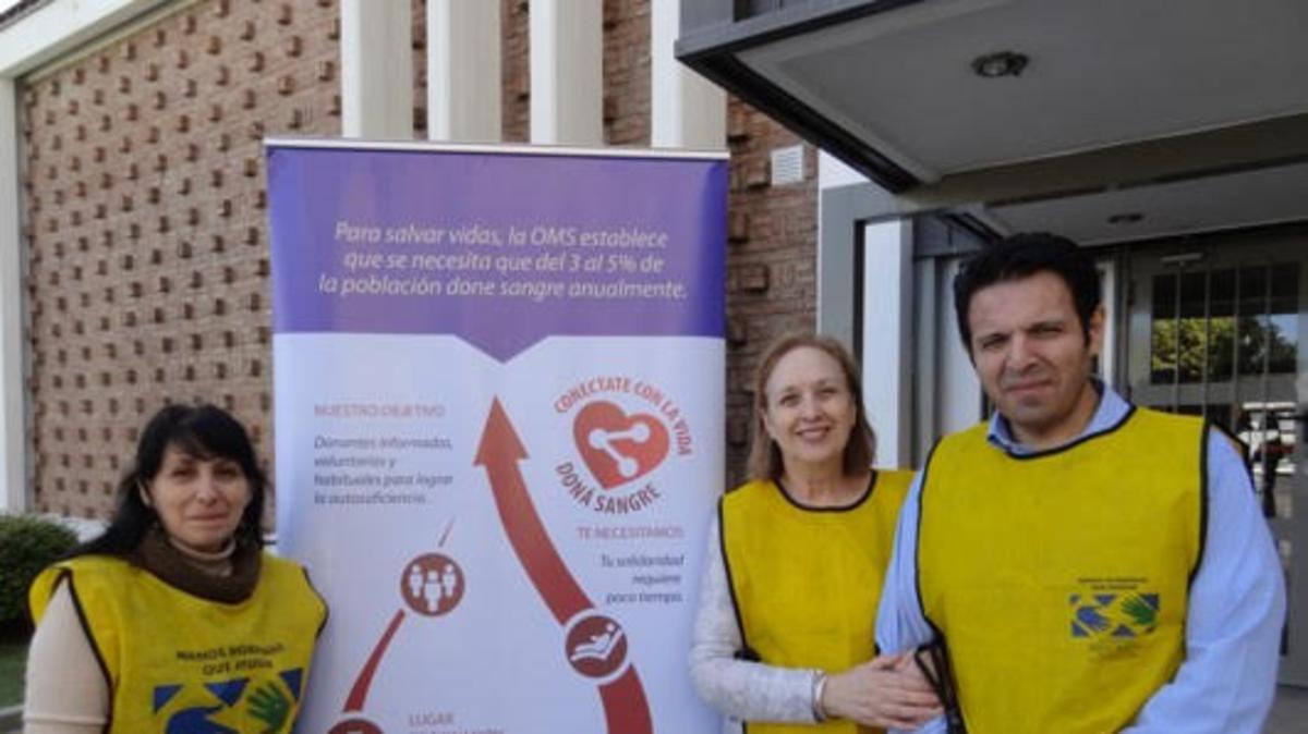 Solidaridad que salva vidas
