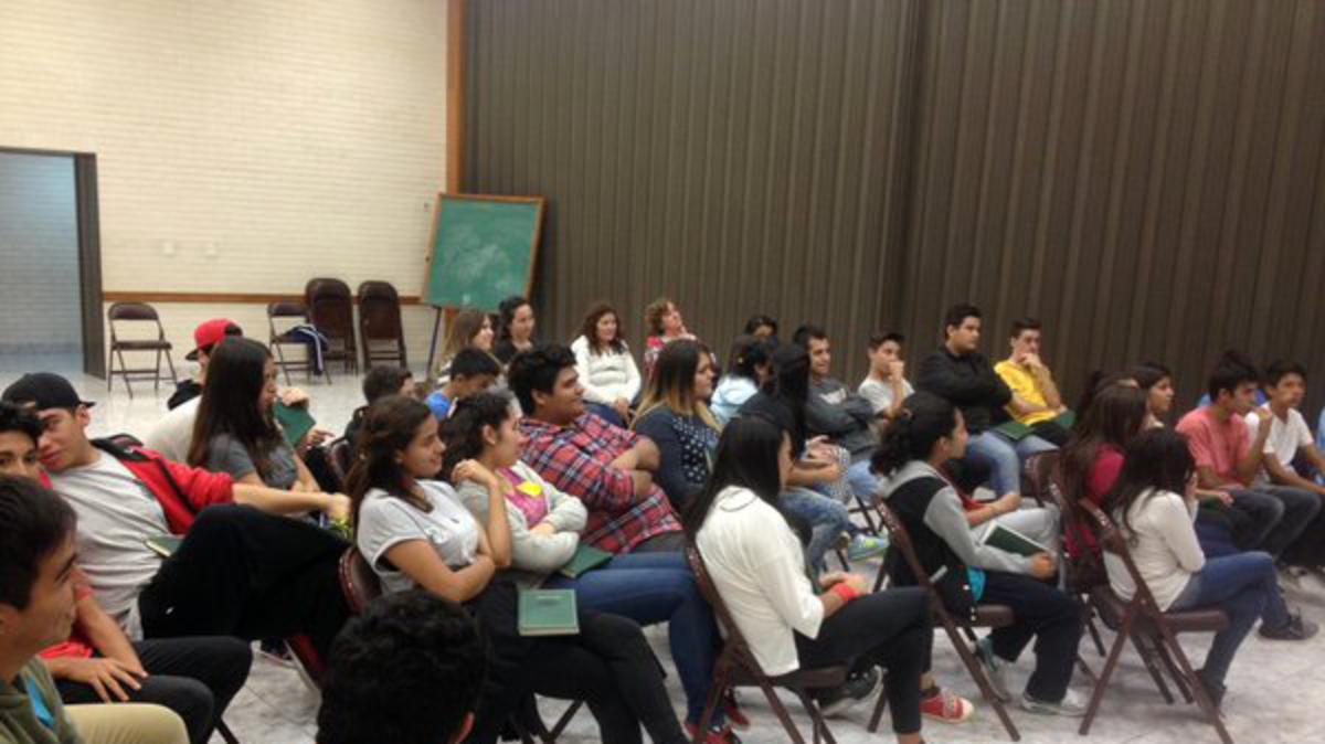 La estaca San Luis realiza una exitosa actividad con los jóvenes