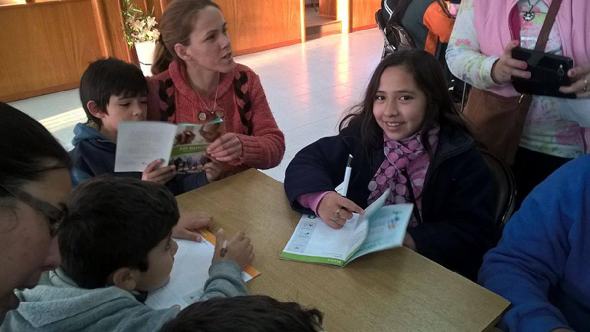Días de actividades: Los Valientes de Santiago del Estero y el Plan del Área
