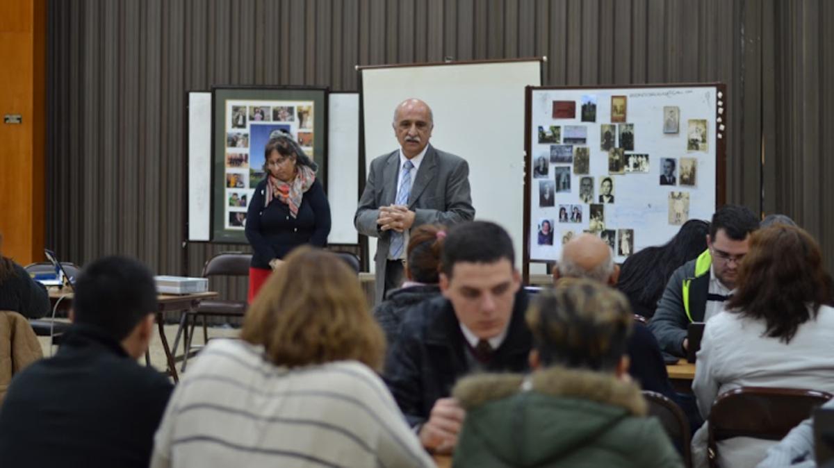 Día de descubrimiento familiar de la estaca Buenos Aires Ramos Mejía