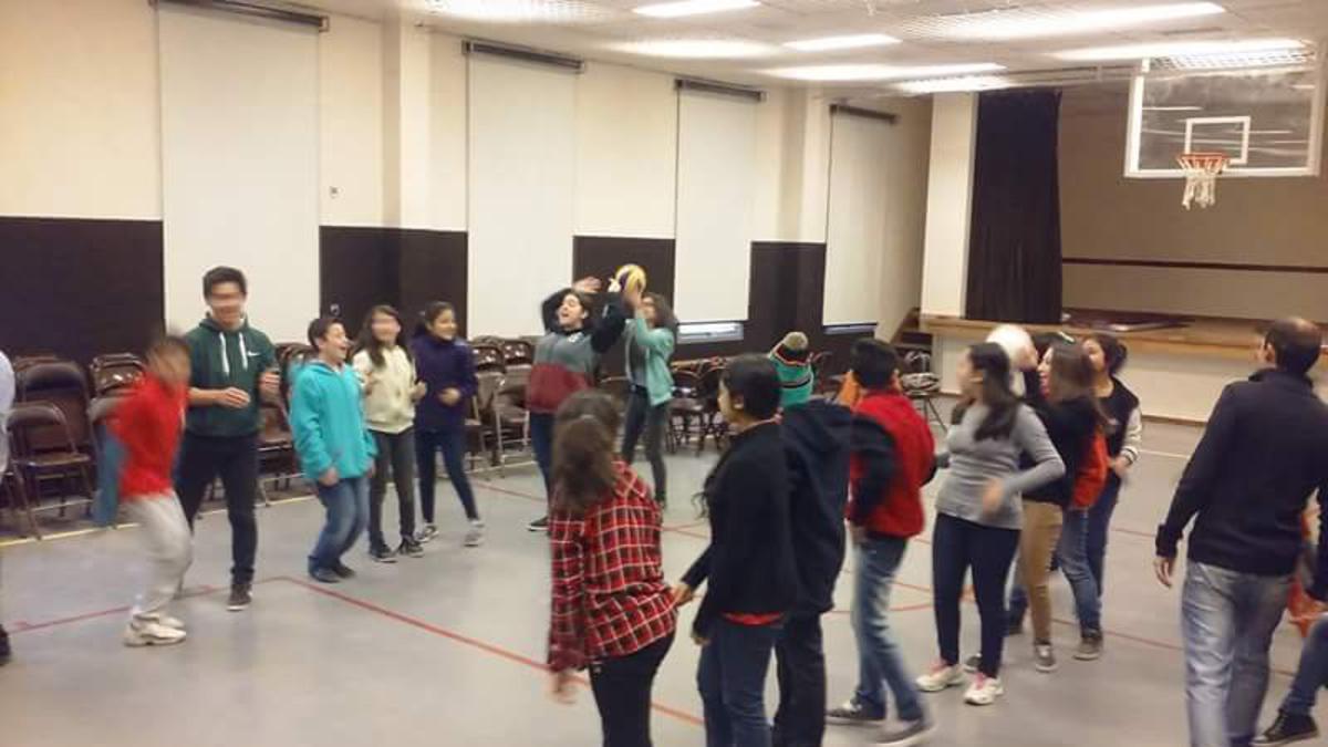 Actividad de Hombres y Mujeres Jóvenes en la estaca Bariloche