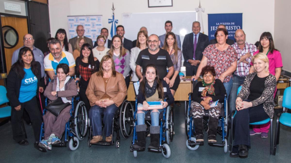 Donacion silla de ruedas la matanza