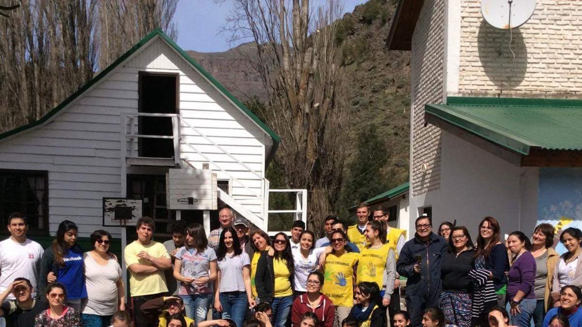 Actividad de servicio en San Martín de los Andes