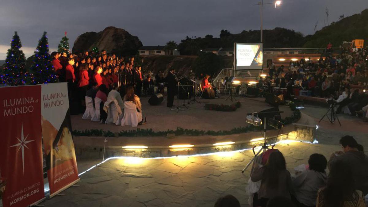 Concierto de Navidad 'ILUMINA el MUNDO' en Viña del Mar