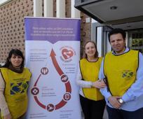 Donacion de sangre en Cordoba