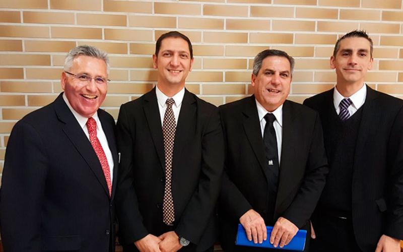 presidencia de estaca Bell Ville Argentina