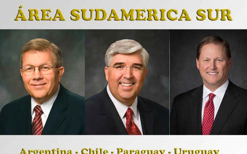Presidencia Area Sudamerica Sur agosto 2016
