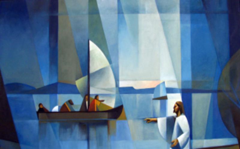 El llamado, obra de Jorge Cocco