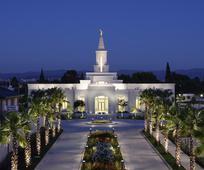 Templo Cordoba noche
