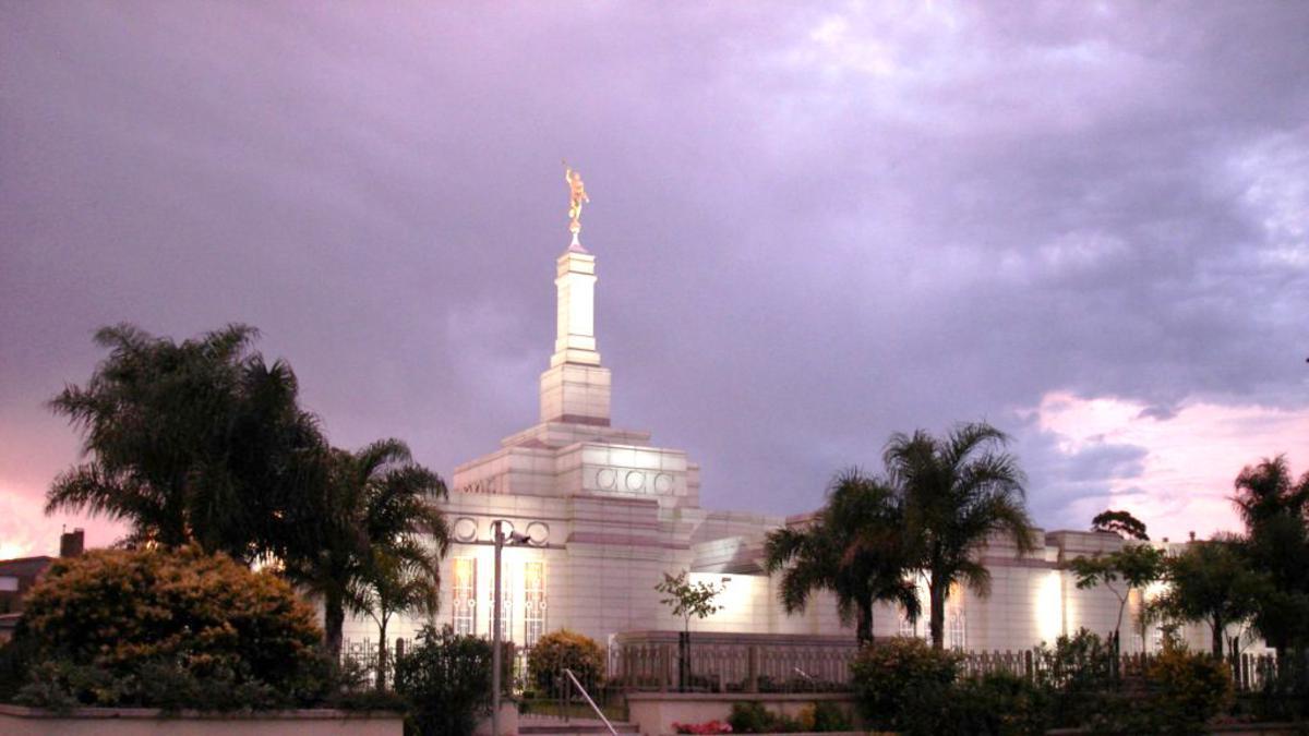 Templo de Montevideo - Información general