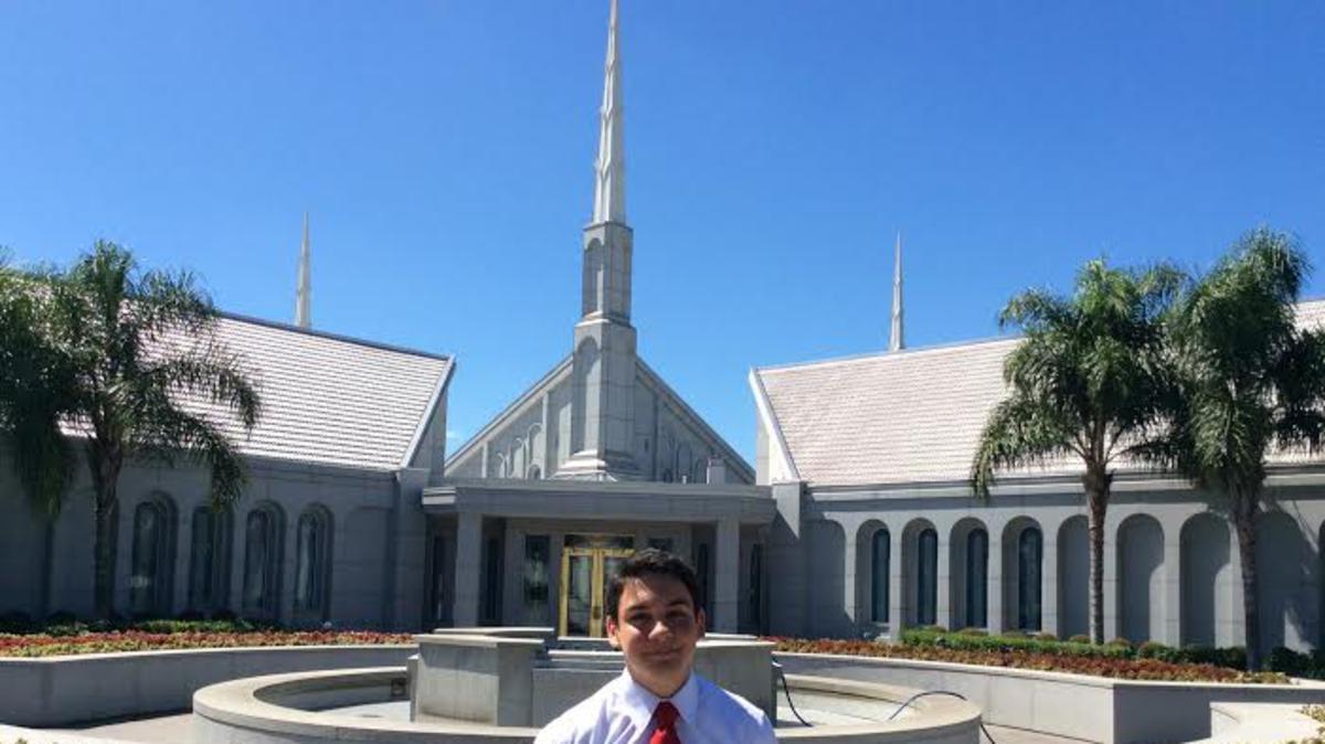 Obrero del templo, el broche de oro de mi preparación para comenzar mi misión