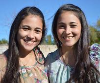 Adriana y Alejandra Rodriguez