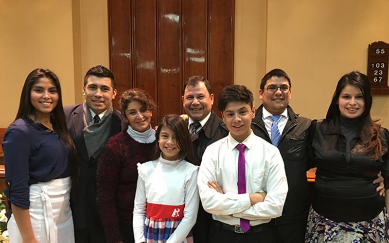 Familia Carrera - Barrio Villegas