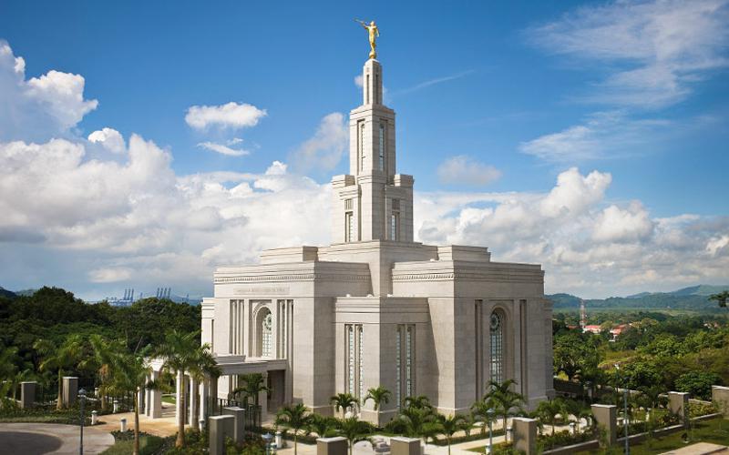 Templo de la Ciudad de Panamá