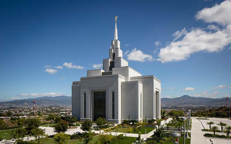 Templo de Tegucigalpa