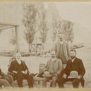 21 September 1888. (Church History Library, Salt Lake City. Photograph by Charles Ellis Johnson.)