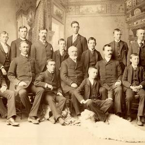Circa 1885–1890. (Church History Library, Salt Lake City.)