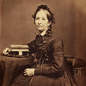 Circa 1875. Snow was a poet, a world traveler, and a renowned leader of Latter-day Saint women. She effectively linked the Nauvoo Relief Society to the resurgence of the organization in Utah Territory by preserving the Nauvoo Relief Society Minute Book and traveling throughout Mormon settlements to help organize women and encourage them to speak.