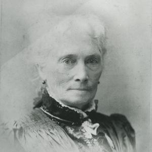 Circa 1890s. In her role as secretary for the Relief Society general board, Kimball coordinated a collection of autobiographical records of men and women in 1880. This time capsule effort celebrated the anniversary of the founding of the church and was retrieved in 1930. The artifacts were distributed to the oldest living female descendants of the original authors.