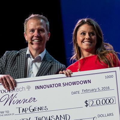 Winner of the 2016 Innovator Showdown