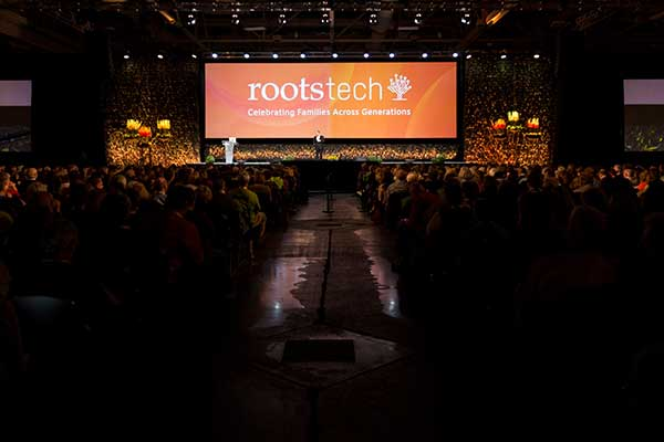 RootsTech 2017