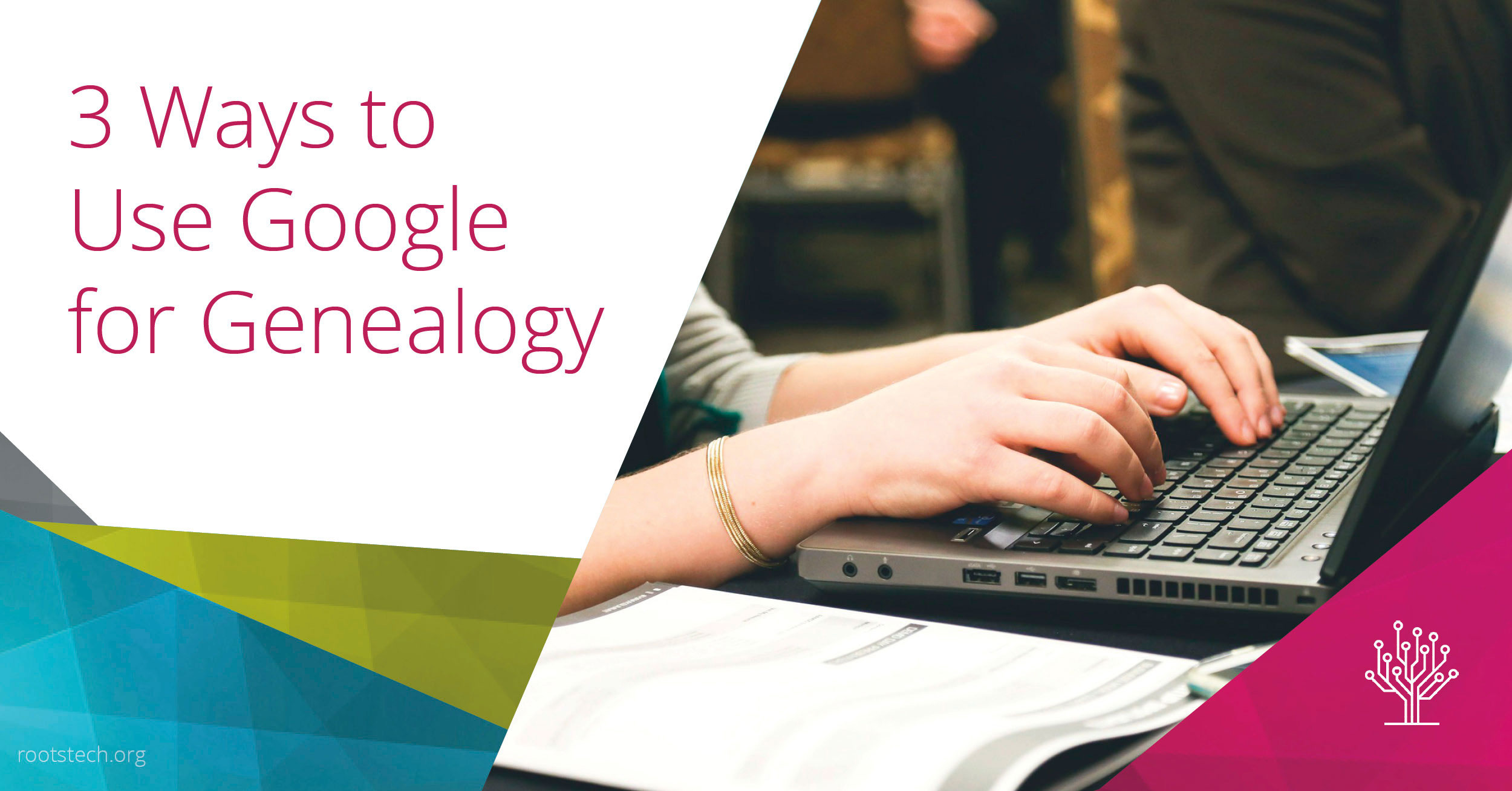 Lisa Louise Cooke: 3 Ways to Use Google for Genealogy