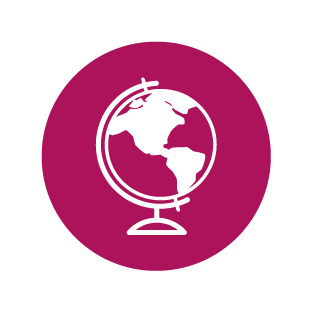 Global audience icon