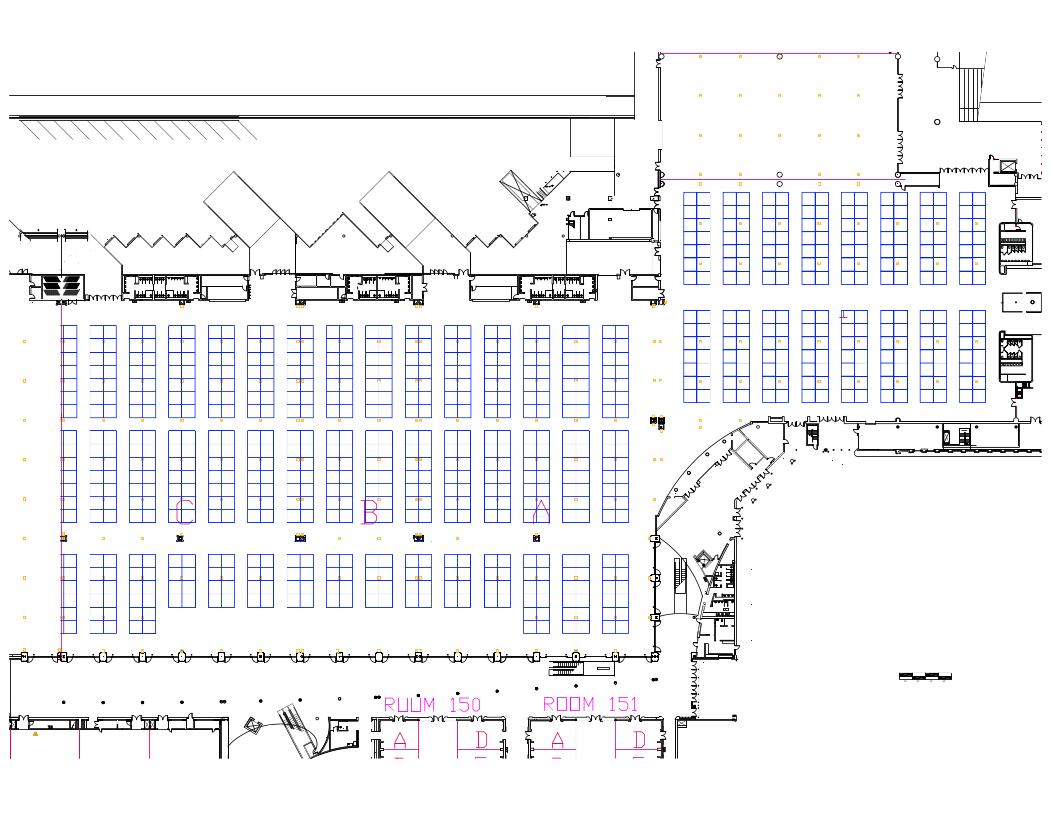 Expo Hall Map