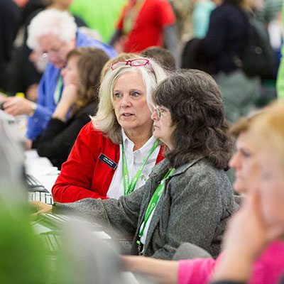 Helper at RootsTech