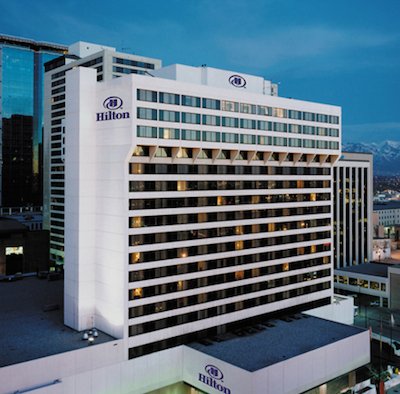 Salt Lake City Hilton Hotel