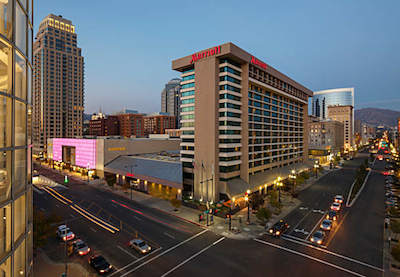 Salt Lake Marriott Hotel