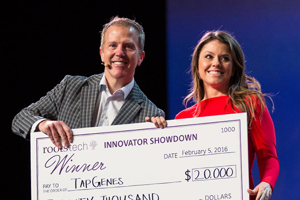 Winner of Innovator Showdown 2016