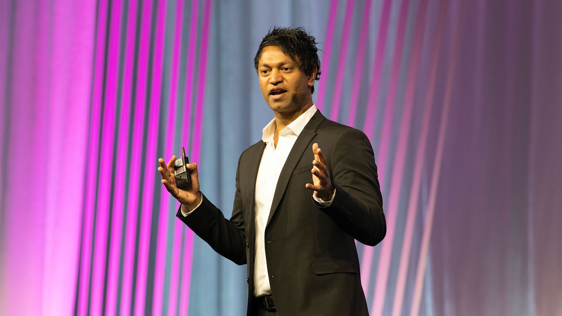 Saroo Brierley, RootsTech 2019 Keynote